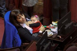 Se llama Victoria Donda Pérez y es diputada nacional en Argentina. Foto:Twitter.com. Imagen Por: