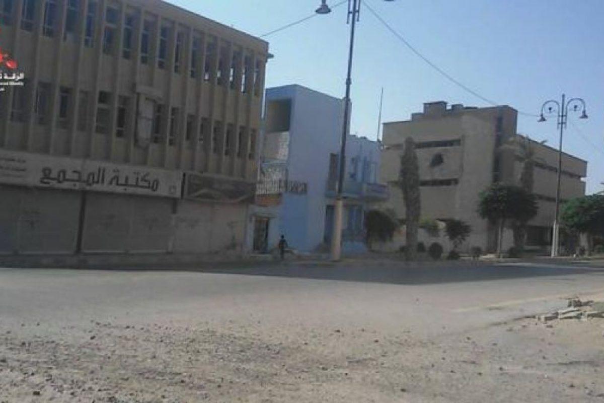 Así lucen las calles de las principales ciudades de Irak y Siriaº Foto:Twitter.com/raqqa_mcr. Imagen Por: