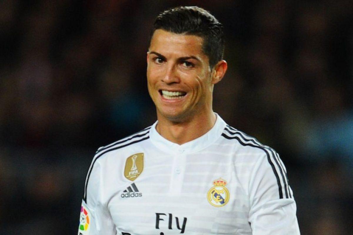 1. Cristiano Ronaldo Foto:Getty Images. Imagen Por: