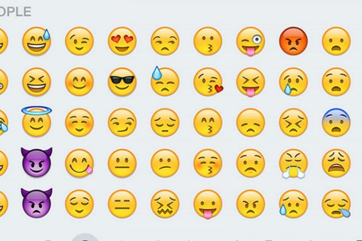 Los emojis animados llegarán a WhatsApp. Foto:Tumblr. Imagen Por: