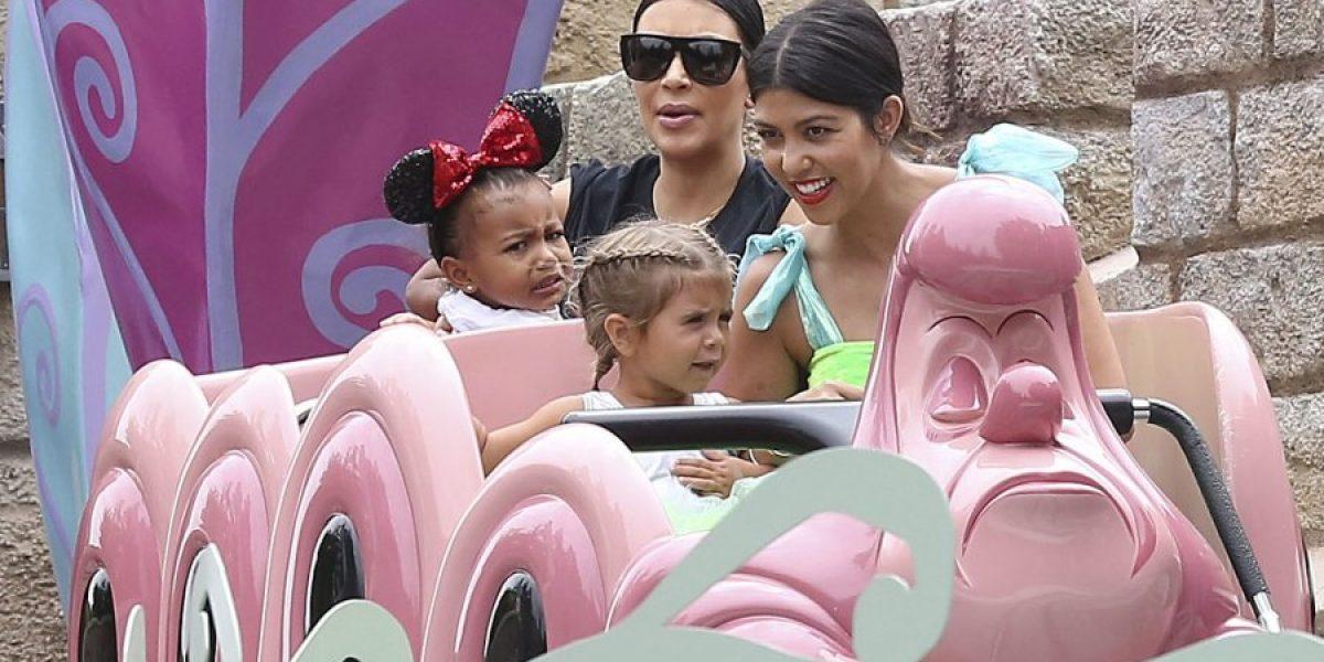 Kourtney Kardashian dispuesta a compartir la custodia de sus hijos con Scott Disick