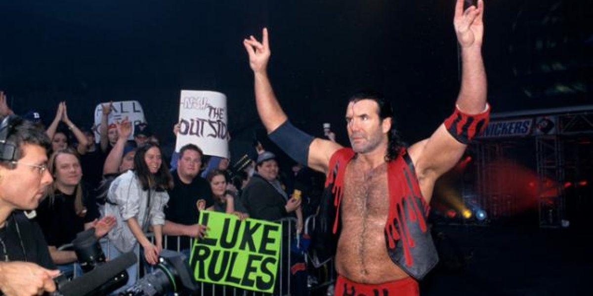 Hulk Hogan y cinco luchadores que han sido castigados por la WWE