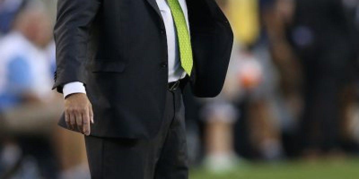 Circula primer video de la agresión del entrenador de México a periodista