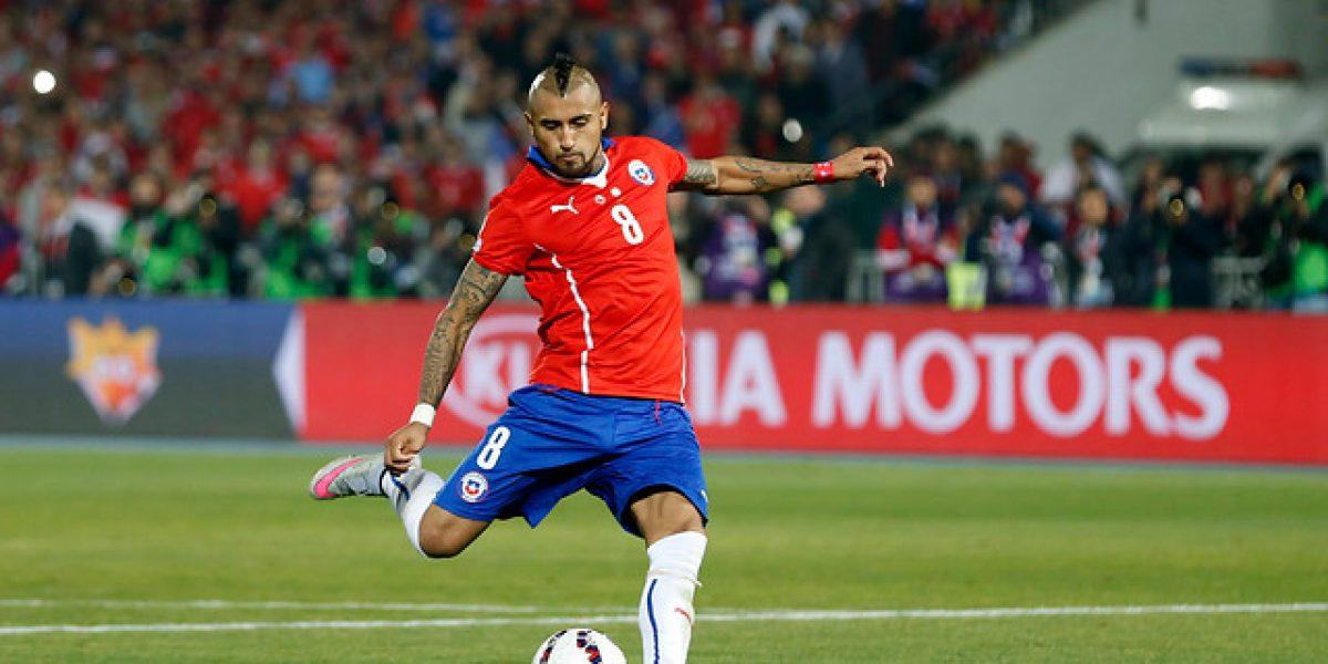 Vidal y su arribo a Bayern: