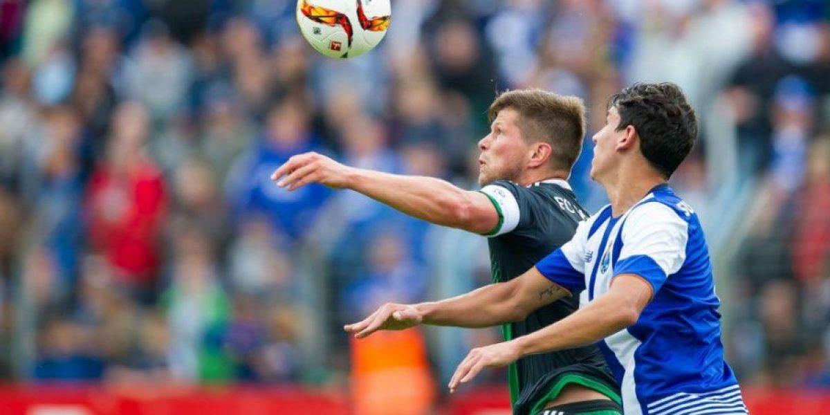 Igor Lichnovsky sumó minutos con el primer equipo del Porto ante el Schalke