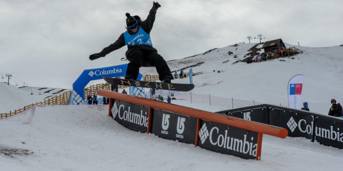 Columbia Snow Challenge cerró sexta versión con audaces piruetas del Best Jump 2015