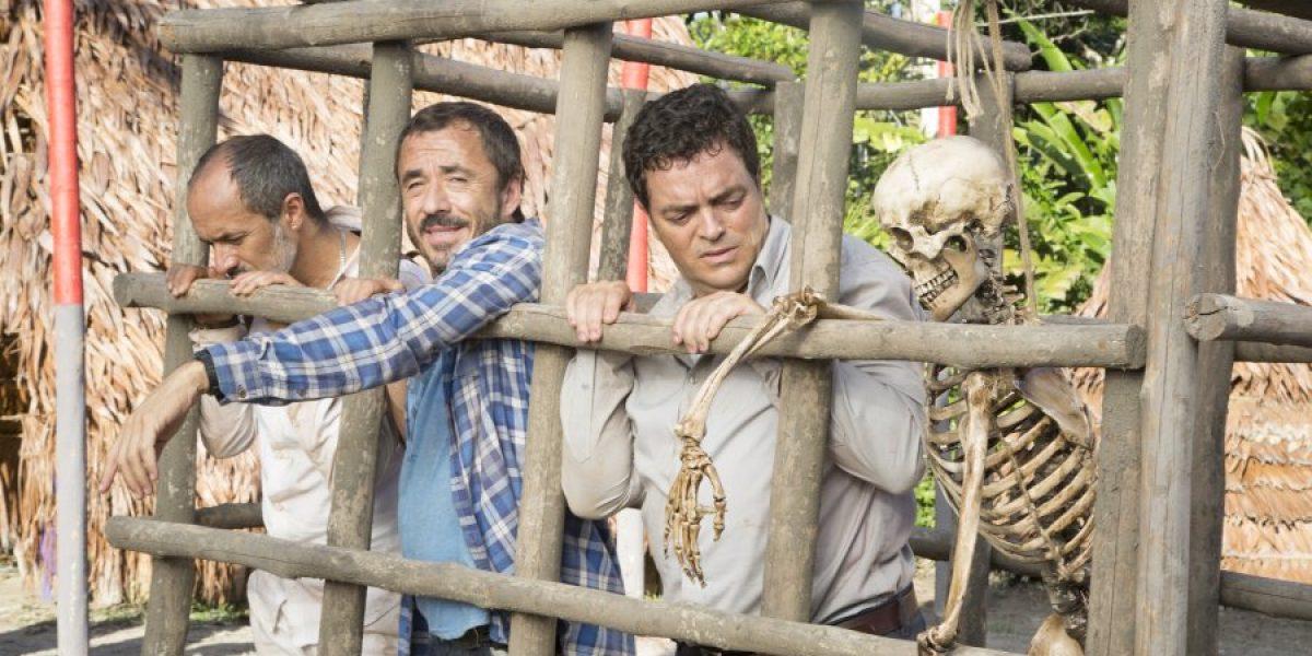 Actor chileno estuvo al borde de la muerte en el Amazonas
