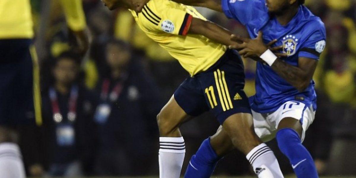 Volante brasileño habría dado positivo en la Copa América