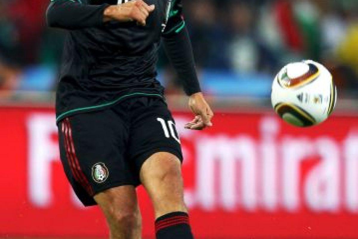 El exfutbolista mexicano golpeó a un comentarista de televisión. Foto:Getty Images. Imagen Por: