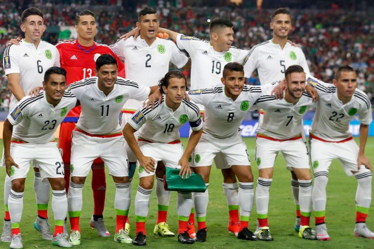 La Selección de México acababa de ganar la Copa Oro 2015 Foto:Getty Images. Imagen Por:
