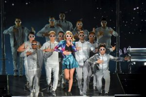 """Taylor se """"ofendió"""" tras leer una publicación de Nicki Minaj. Foto:Getty Images. Imagen Por:"""