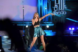 """Sin embargo, la estrella pop no se quedó con ganas de """"burlarse de Katy Perry"""". Foto:Getty Images. Imagen Por:"""