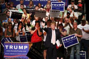 Detrás de ellos se encuentra Scott Walker, gobernador de Wisconsin, con el 10%. Foto:Getty Images. Imagen Por: