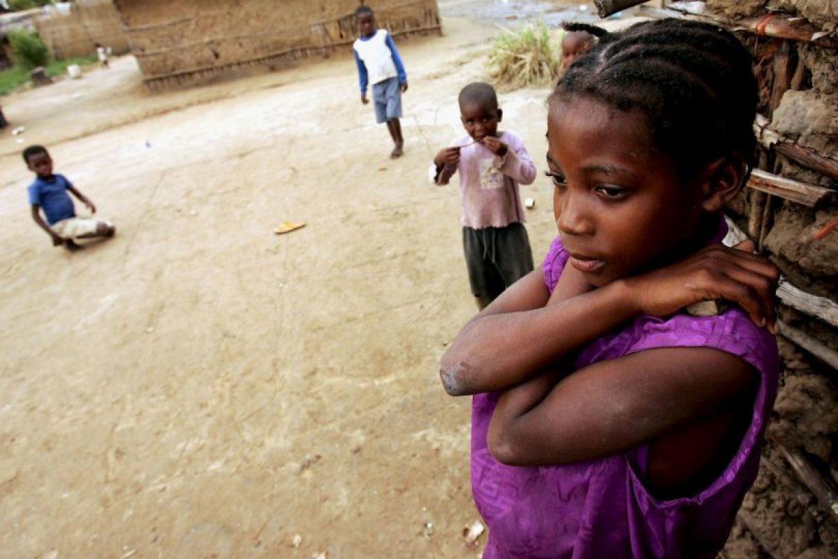 Se cree que los genitales femeninos son sucios y antiestéticos. Foto:Getty Images. Imagen Por: