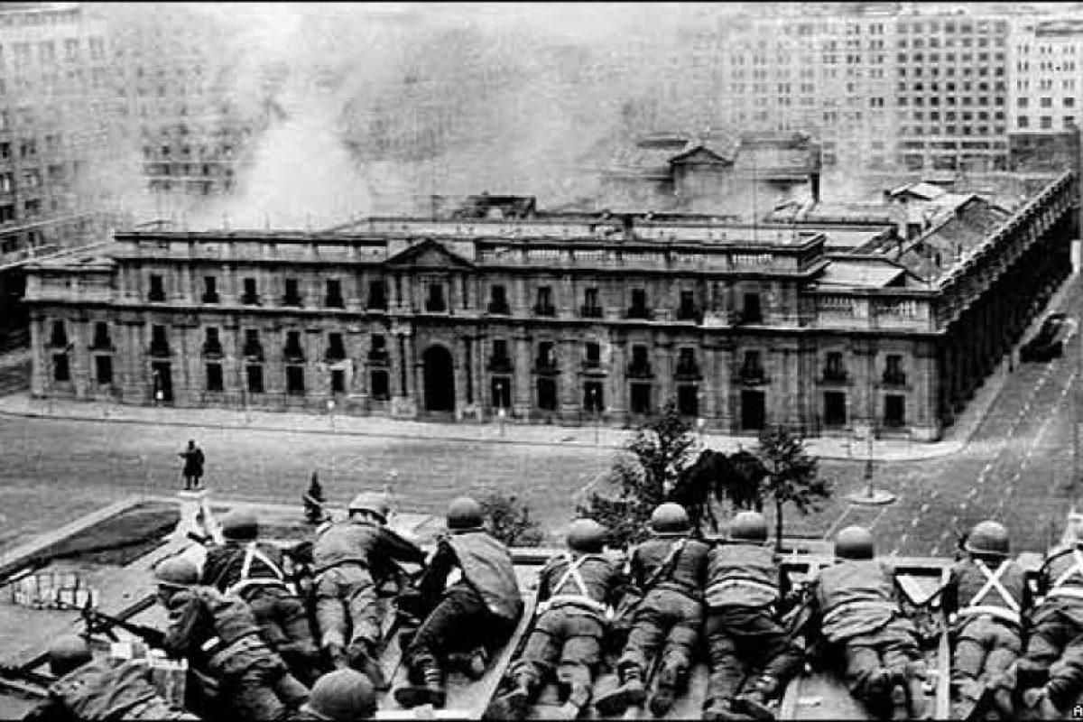 El 11 de septiembre de 1973 fue un día martes Foto:Reproducción. Imagen Por: