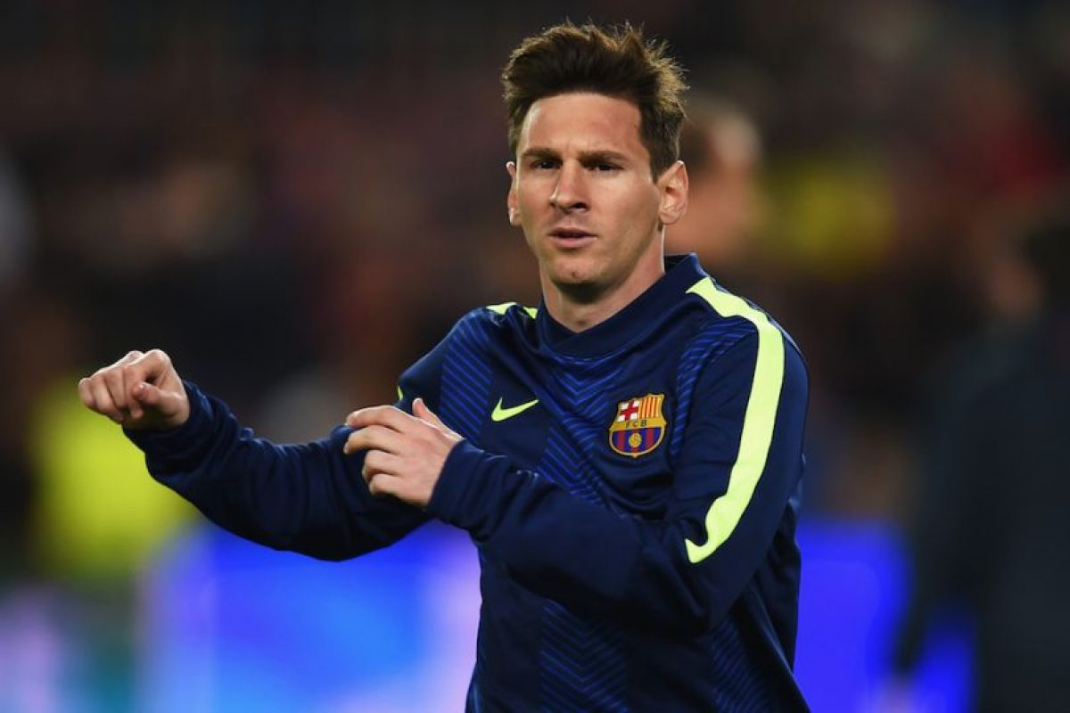 2. Lionel Messi Foto: Getty Images. Imagen Por: