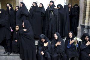 Las mujeres que la golpearon eran de origen musulmán. Foto:AP. Imagen Por: