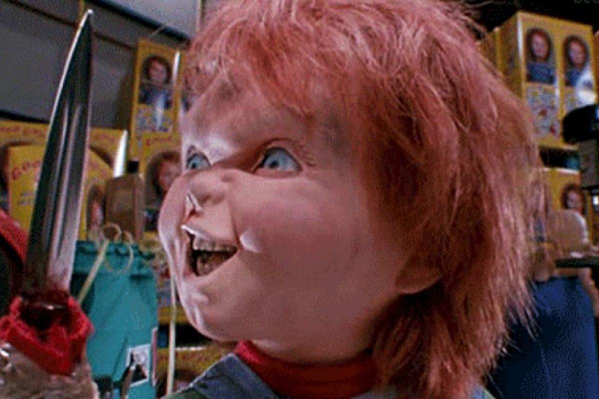 Chucky. Foto:vía MGM. Imagen Por: