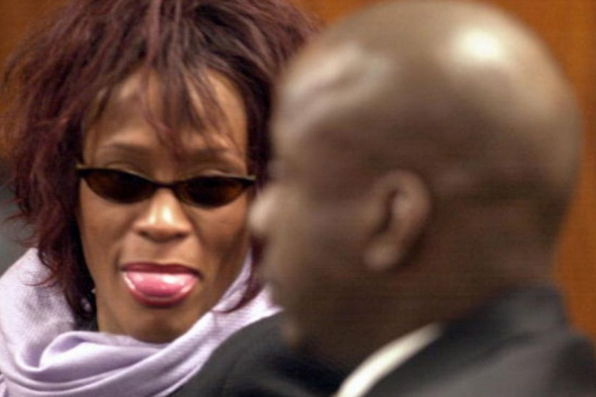 Afirmó odiar a Bobby Brown. Foto:vía Getty Images. Imagen Por: