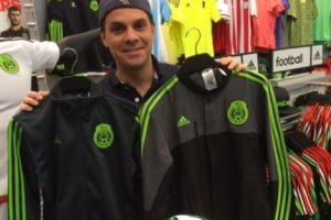 Martinoli es comentarista de Azteca Deportes Foto:Vía twitter.com/martinolimx. Imagen Por: