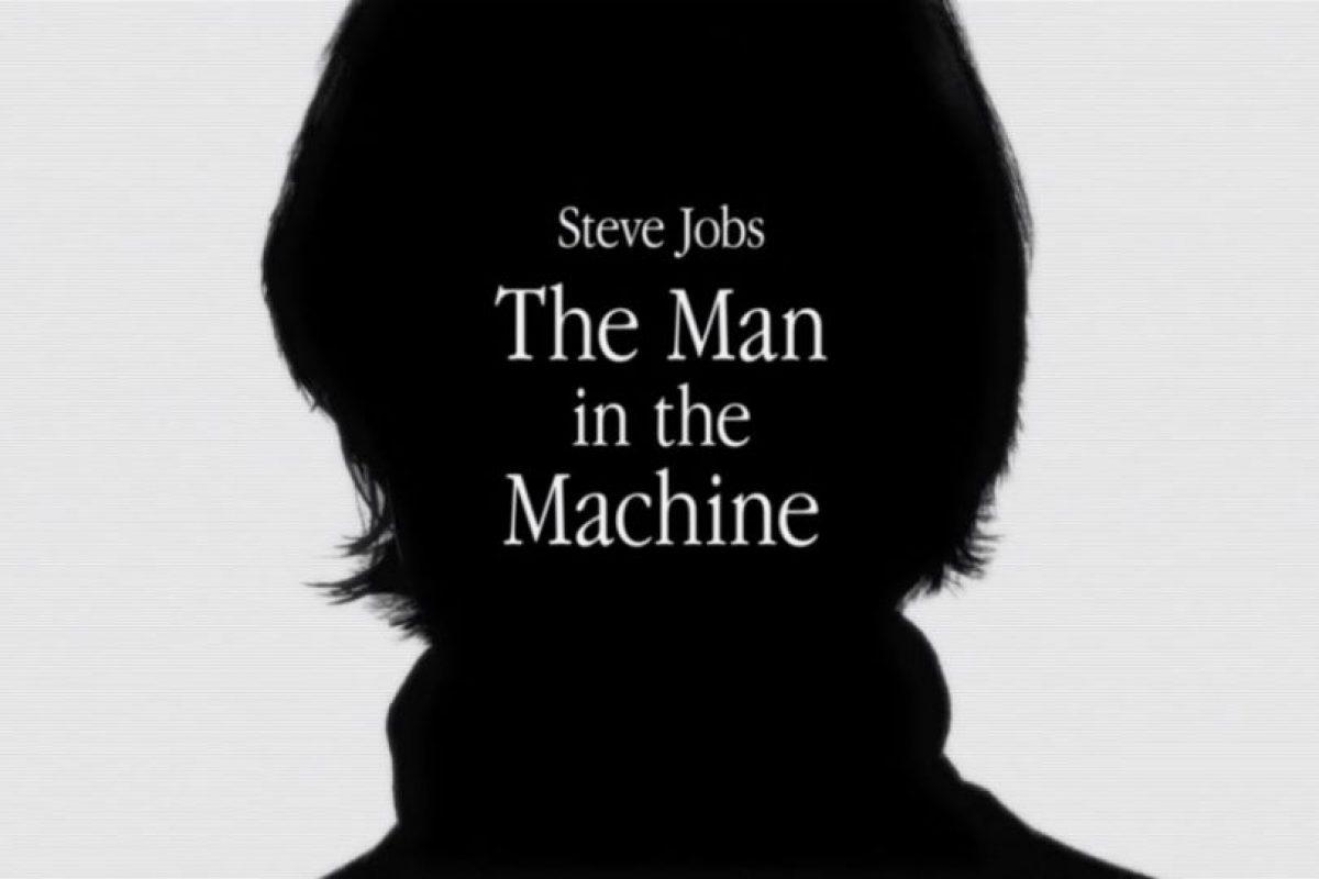 """Steve Jobs: The Man in the Machine"" se estrenará en septiembre próximo. Foto:Magnolia Pictures & Magnet Releasing. Imagen Por:"