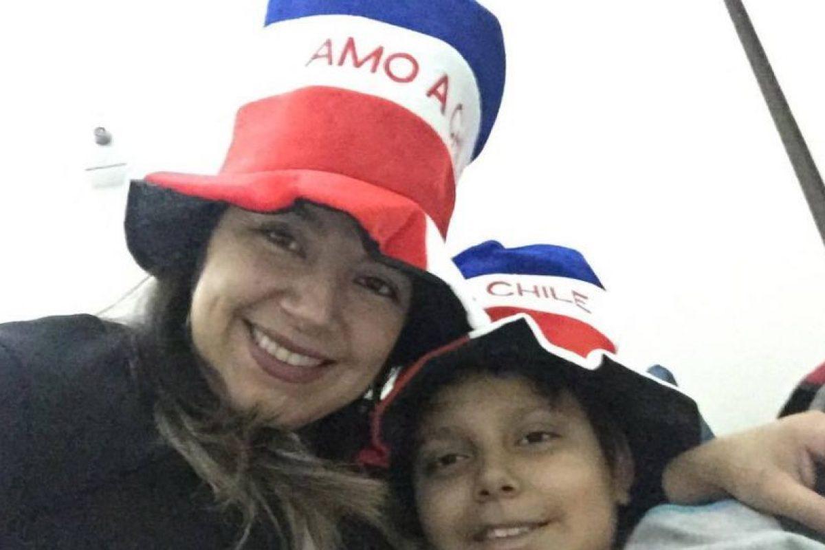 Su nombre es Joaquín, tiene 11 once años y padece de una leucemia mieloide aguda. Foto:Facebook. Imagen Por: