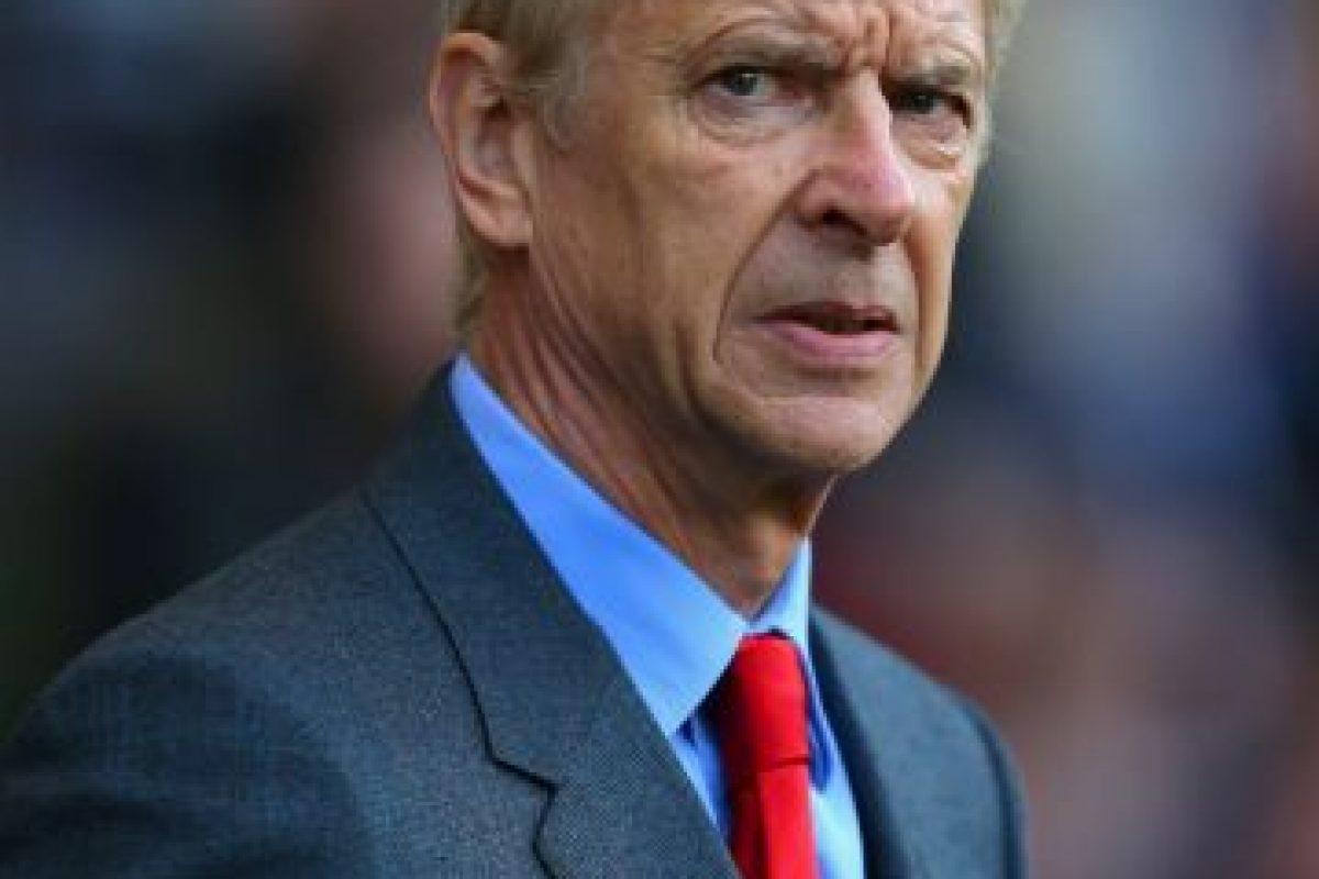 El entrenador del Arsenal ha gastado 428 millones de dólares sólo con este club. Foto:Getty Images. Imagen Por: