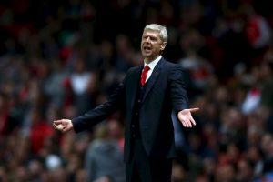 6. Arsene Wenger Foto:Getty Images. Imagen Por:
