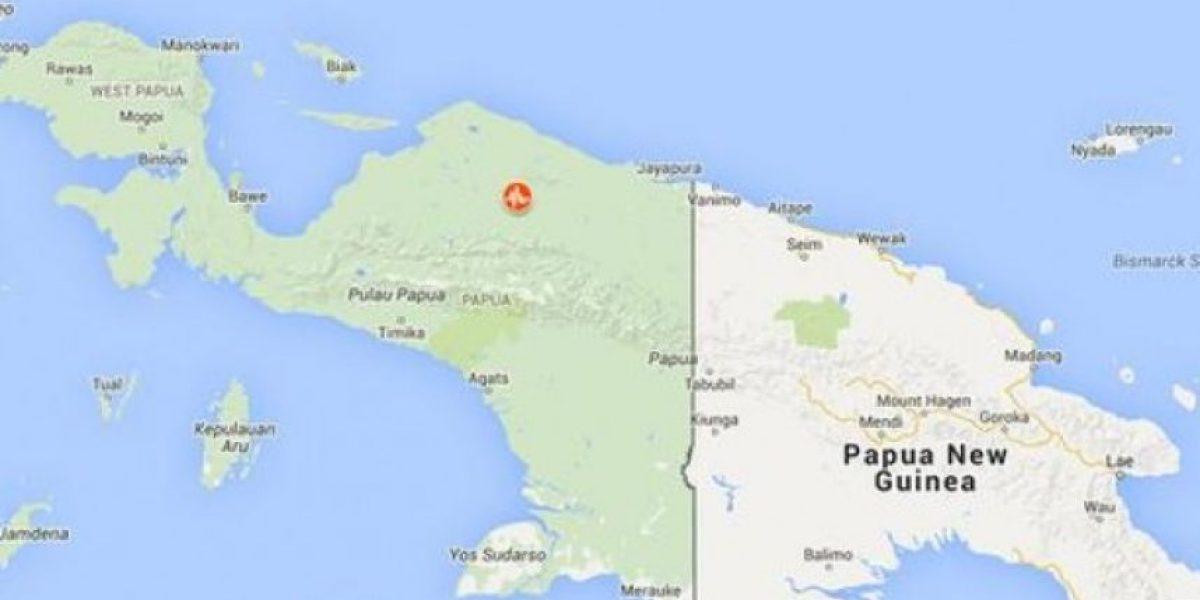 Un sismo de magnitud 7 sacude Indonesia