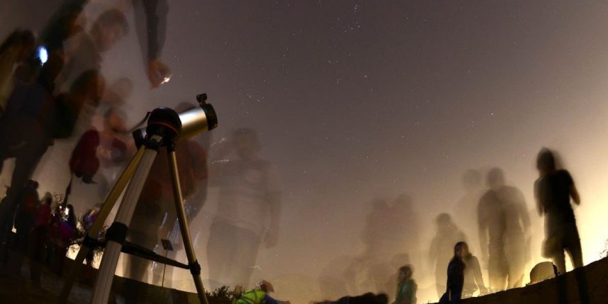 Lluvia de meteoritos será visible en todo su esplendor este martes