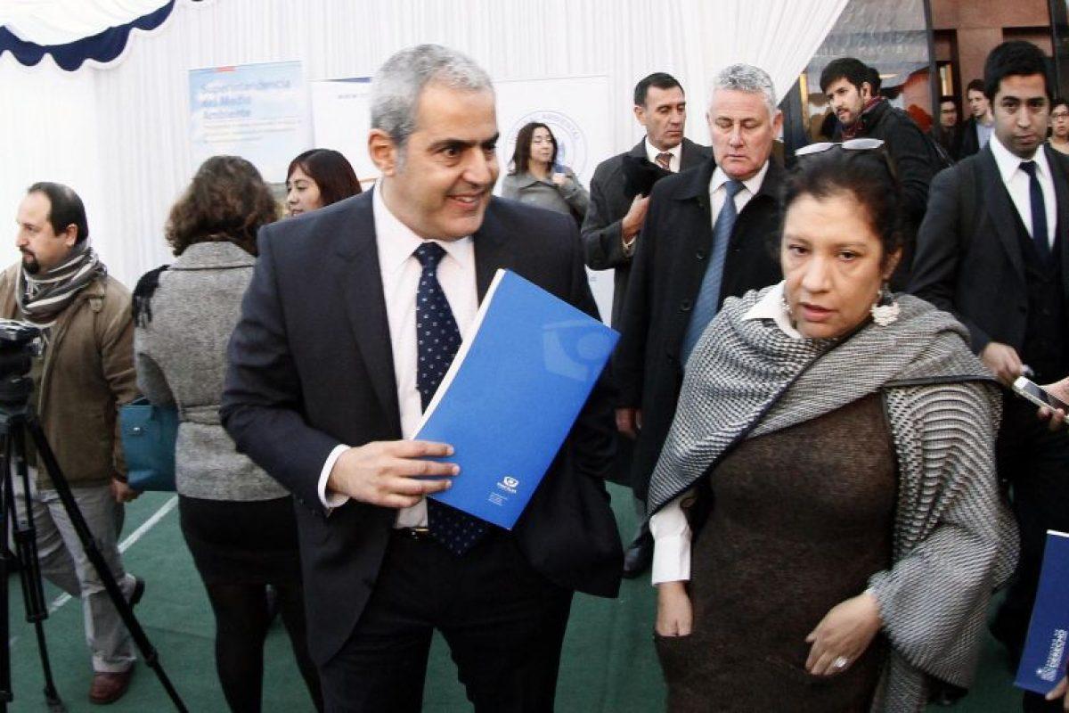 Sabas Chahuán Foto:Agencia Uno. Imagen Por: