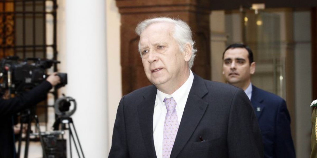 Las duras palabras del ministro Burgos contra Piñera por delincuencia