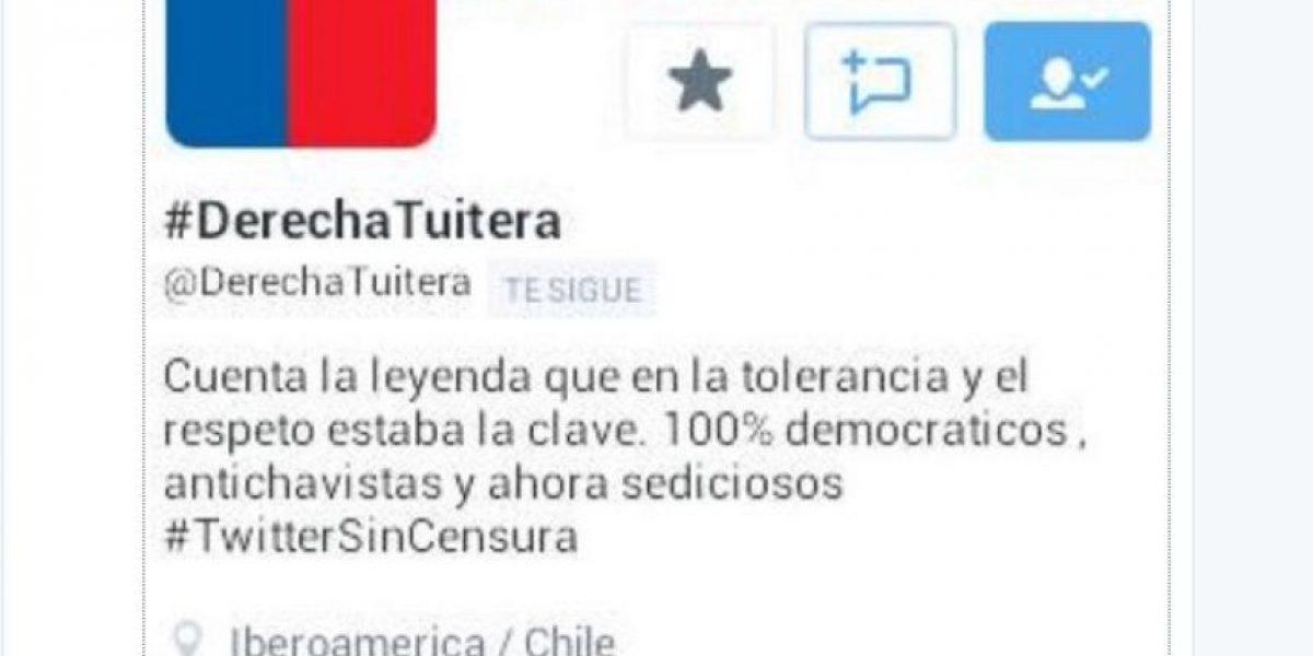 Amor y odio: así Twitter reaccionó a suspensión de @DerechaTuitera