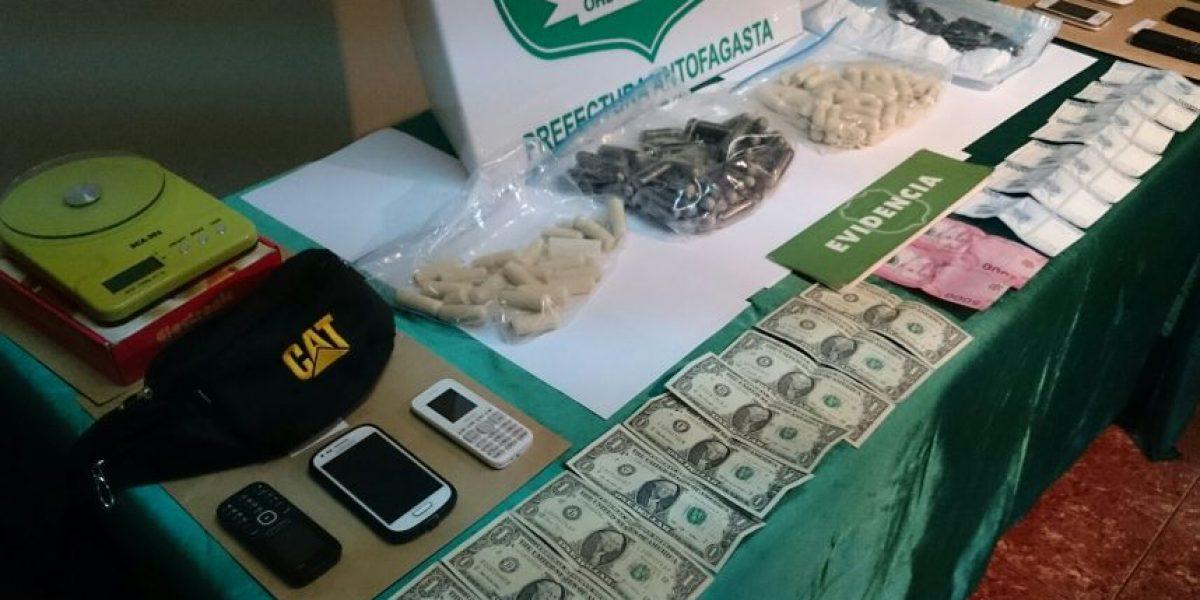 Boliviana mantuvo por cuatro días ovoides de cocaína en su cuerpo