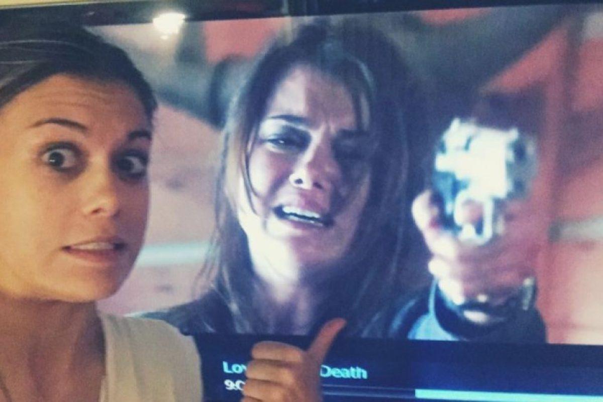 """Pero fue su coprotagonista Lindsey Shaw, quien logró mantener su fama al parecer en las series """"Suburgatory"""" y """"Pretty Little Liars"""" Foto:vía instagram.com/ladymshawsters. Imagen Por:"""