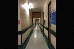 La imagen de un ser en un hospital Foto:Imgur. Imagen Por: