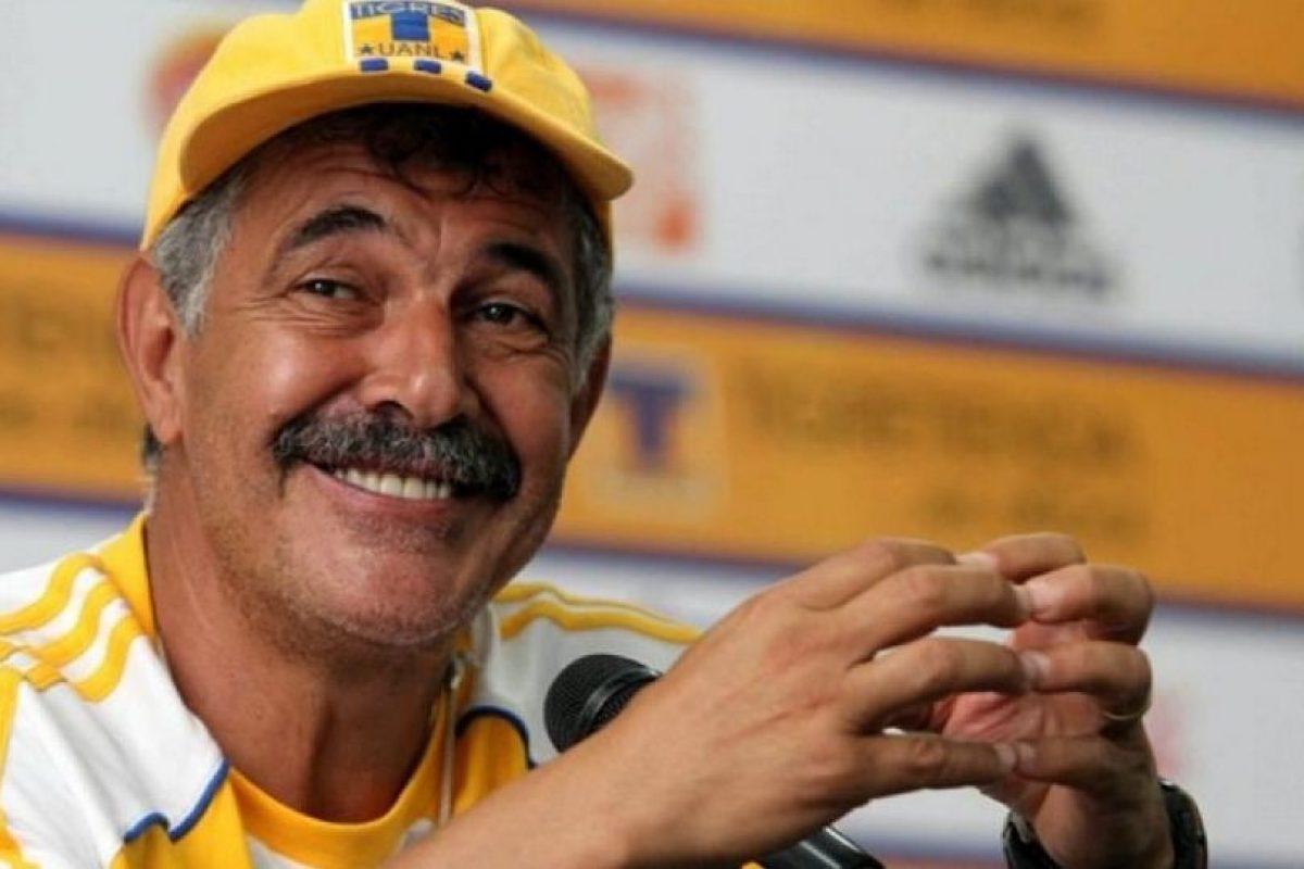 """Ricardo """"Tuca"""" Ferreti, entrenador brasileño nacionalizado mexicano, entrenador de los Tigres, finalistas de la Copa Libertadores. Foto:Twitter. Imagen Por:"""