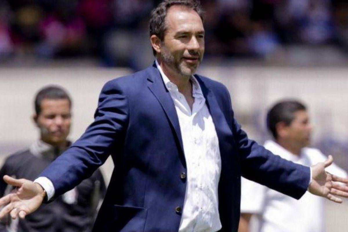 Gustavo Matosas, entrenador uruguayo del Atlas de México. Foto:Twitter. Imagen Por: