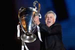 2. Carlo Ancelotti Foto:Getty Images. Imagen Por: