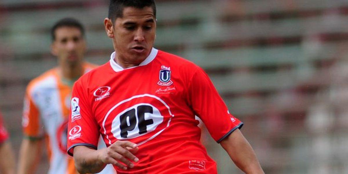 Choro del puerto: Emilio Hernández se convirtió en nuevo jugador de Coquimbo