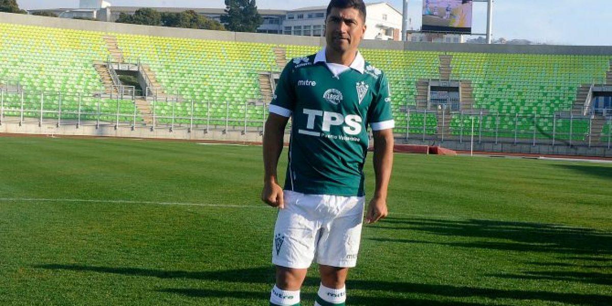 Pizarro y primera práctica en Wanderers: