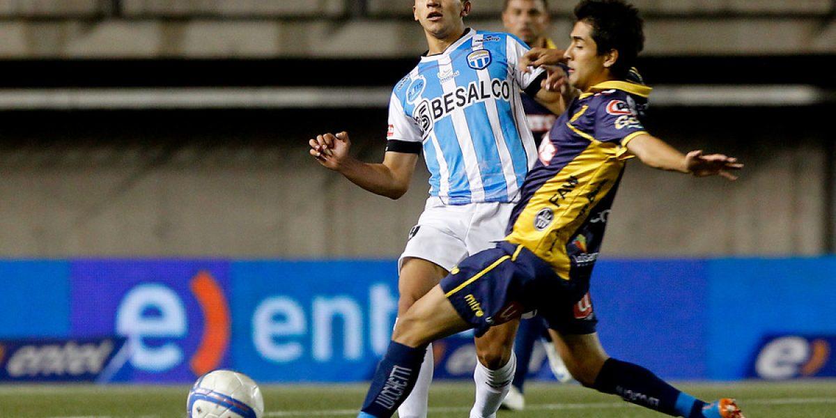 Suspenden duelo Barnechea y Magallanes por Copa Chile