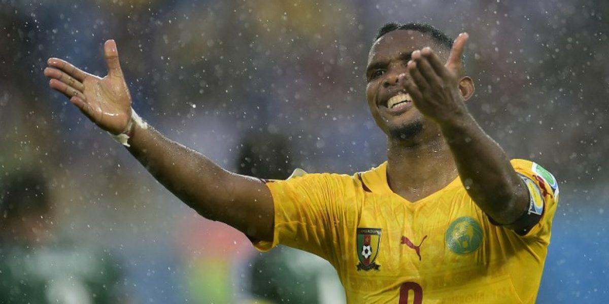 Histórico jugador camerunés no descarta jugar su quinto Mundial