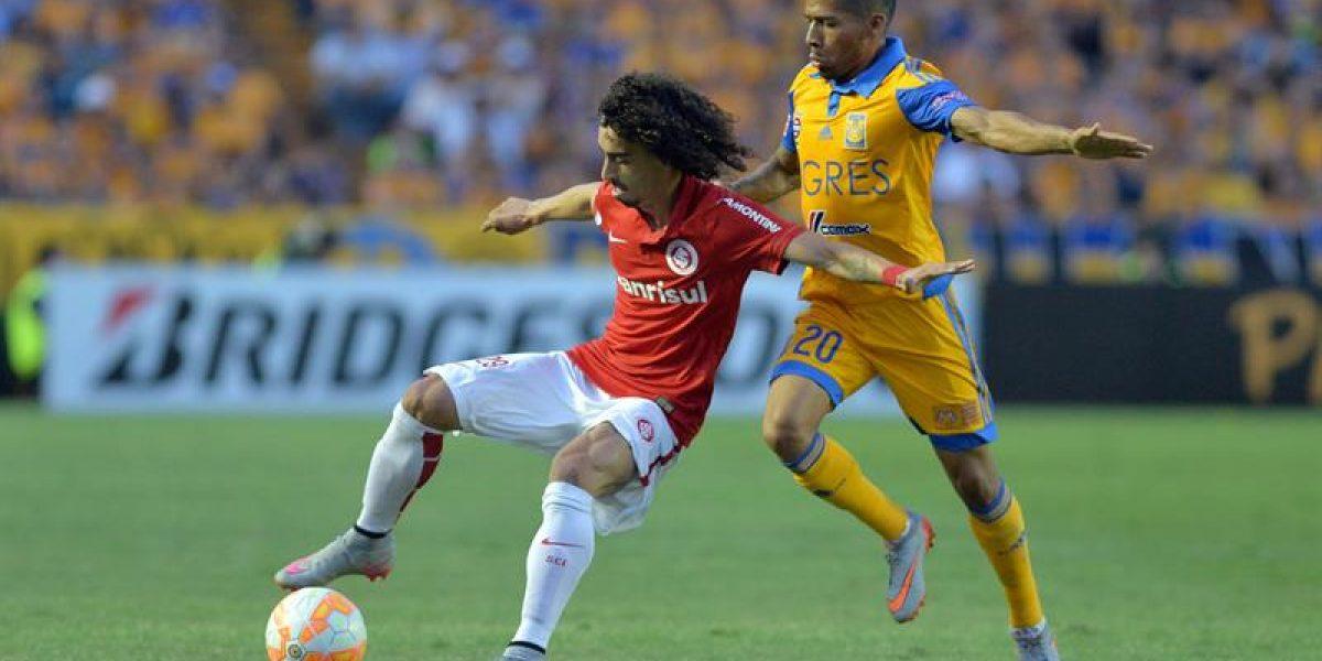 Tigres sufre sensible baja para la final de ida de la Libertadores ante River Plate