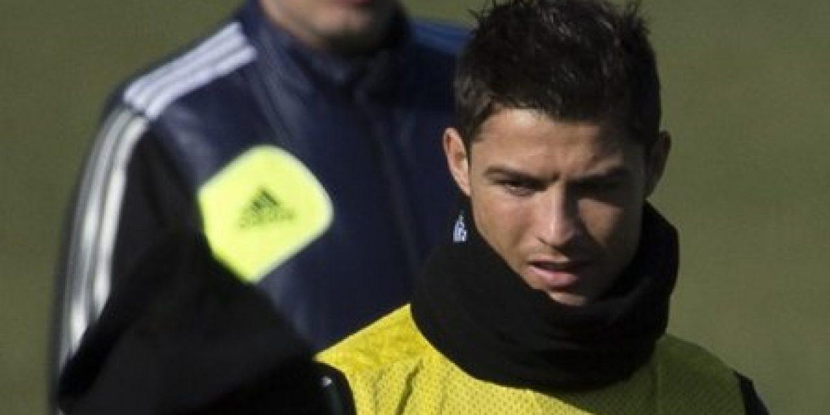 Mourinho se lanzó contra Ronaldo: