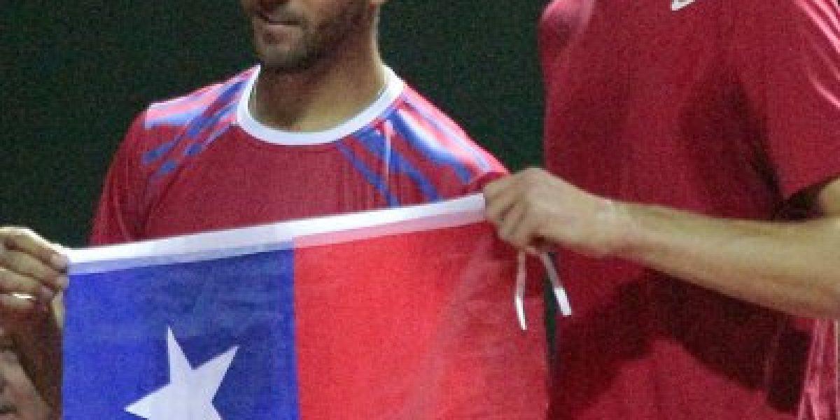 Nicolás Jarry sumó su sexta derrota consecutiva en el circuito ATP