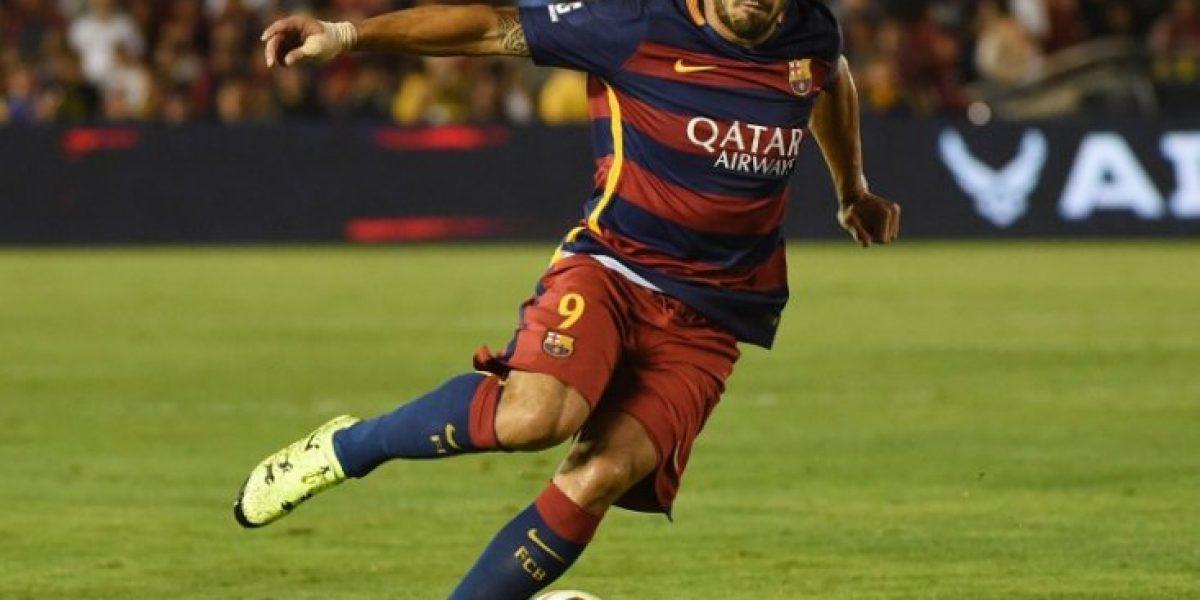 Otra de Luis Suárez: le atajó un penal a Ter Stegen