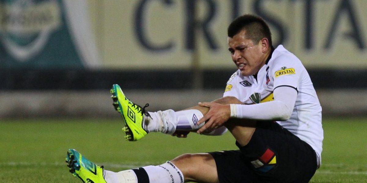Muñoz recordó amenazas de barra de Colo Colo y acusó falta de apoyo de Paredes