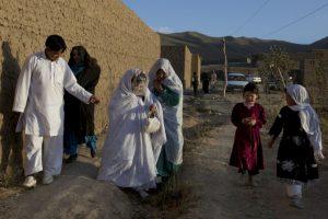 La boda se llevó acabo en la provincia de Baghlan, al norte de Afganistán. Foto:Getty Images. Imagen Por: