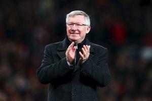 5. Alex Ferguson Foto:Getty Images. Imagen Por: